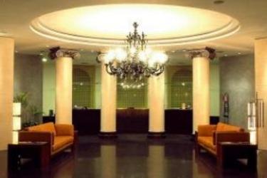 Hotel Nh Siena: Réception SIENNE