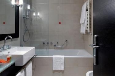 Hotel Nh Siena: Salle de Bains SIENNE