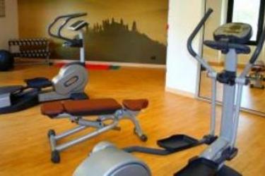Hotel Nh Siena: Salle de Gym SIENNE