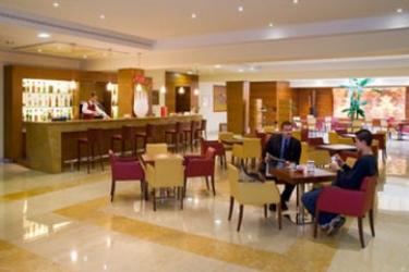 Hotel Four Points By Sheraton Siena: Bar SIENNE