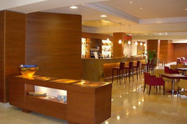 Hotel Four Points By Sheraton Siena: Lounge Bar SIENNE