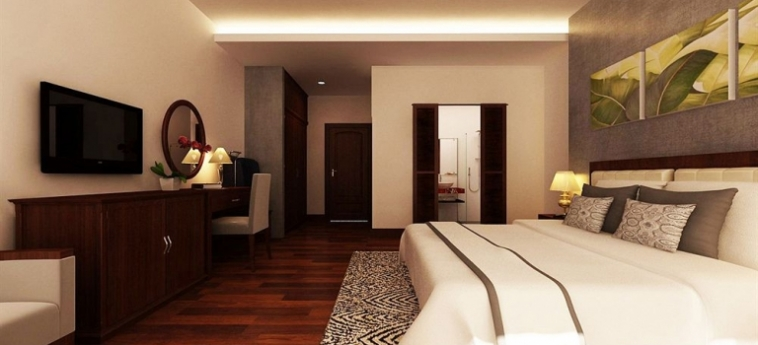Hotel New Hill Resort & Spa: Appartamento Mercurio SIHANOUKVILLE