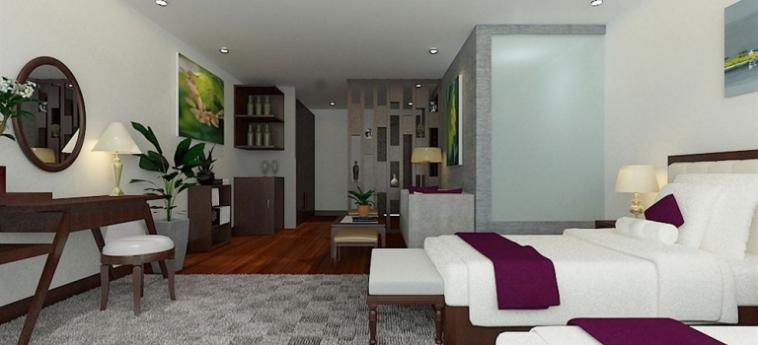 Hotel New Hill Resort & Spa: Appartamento Nettuno SIHANOUKVILLE
