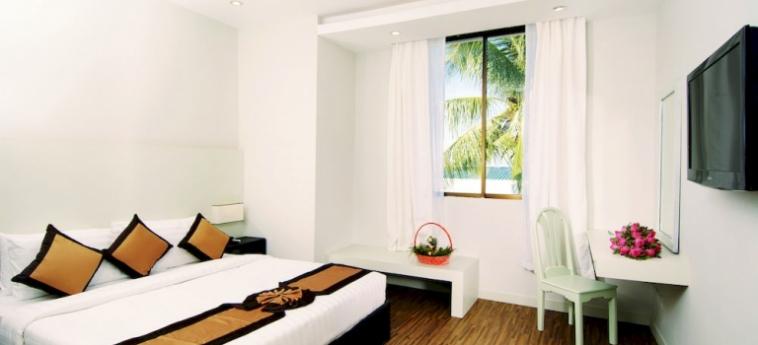 Hotel New Hill Resort & Spa: Internet Point SIHANOUKVILLE