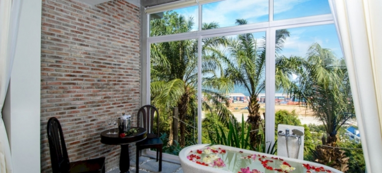 Hotel New Hill Resort & Spa: Montagna SIHANOUKVILLE