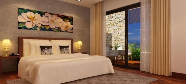 Hotel New Hill Resort & Spa: Particolare dell'Hotel SIHANOUKVILLE