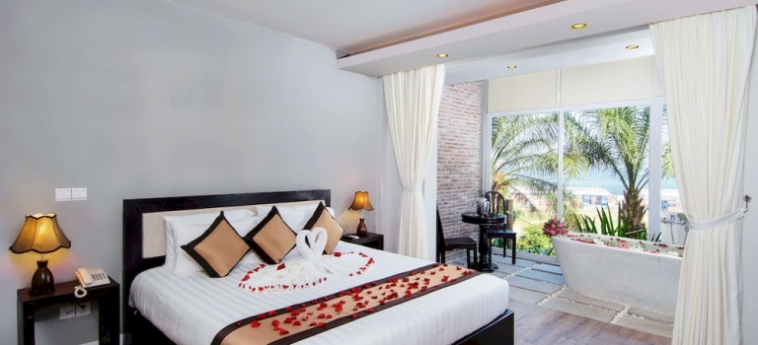 Hotel New Hill Resort & Spa: Svago SIHANOUKVILLE