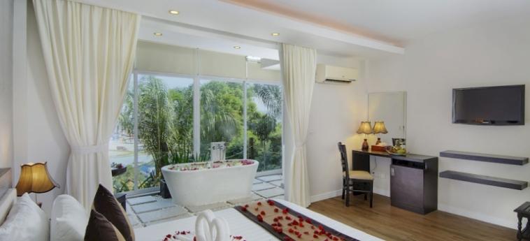 Hotel New Hill Resort & Spa: Zona Pranzo SIHANOUKVILLE