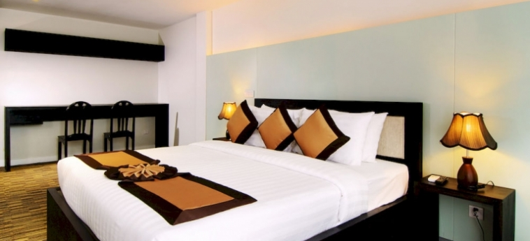Hotel New Hill Resort & Spa: Chambre Suite SIHANOUKVILLE