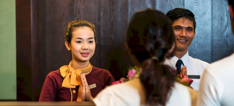 Hotel New Hill Resort & Spa: Chambre Supérieure SIHANOUKVILLE