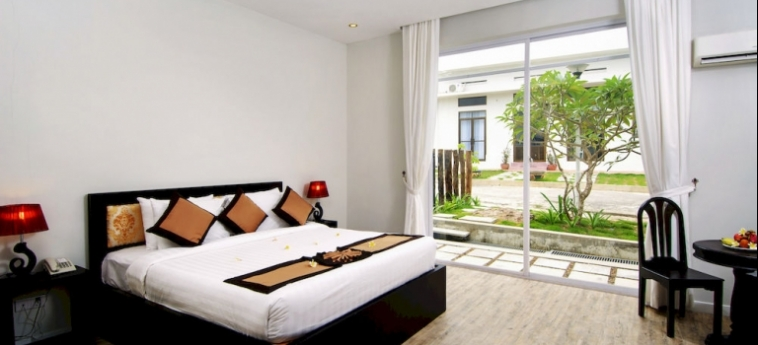 Hotel New Hill Resort & Spa: Chambre Unique SIHANOUKVILLE