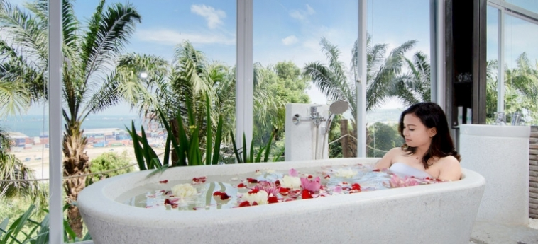 Hotel New Hill Resort & Spa: Japanese style room SIHANOUKVILLE