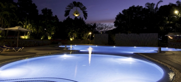Hotel New Hill Resort & Spa: Piscine Découverte SIHANOUKVILLE