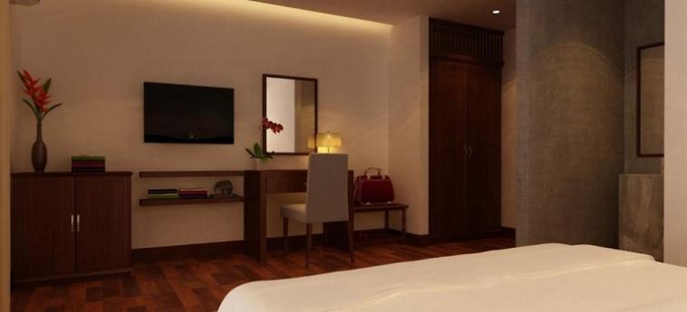 Hotel New Hill Resort & Spa: Promenade SIHANOUKVILLE
