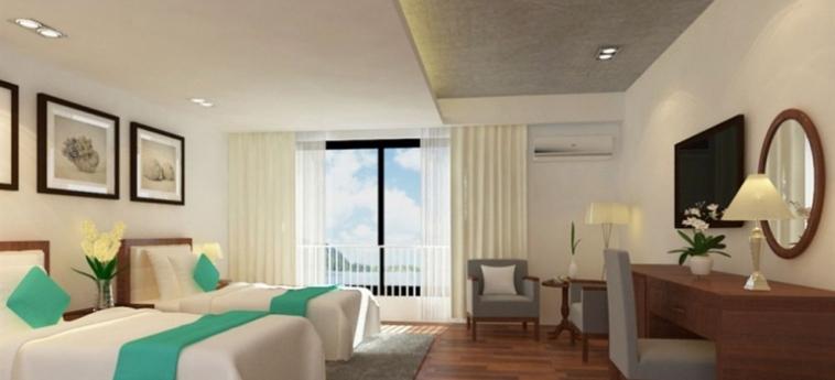 Hotel New Hill Resort & Spa: Restaurant Panoramique SIHANOUKVILLE