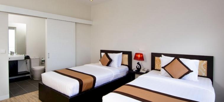 Hotel New Hill Resort & Spa: Restaurant SIHANOUKVILLE