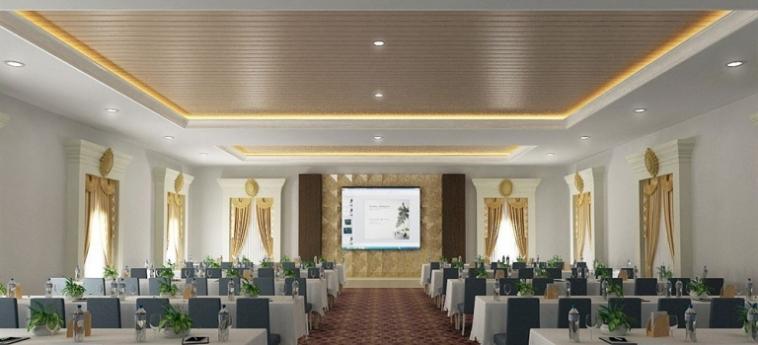 Hotel New Hill Resort & Spa: Salle de Réunion SIHANOUKVILLE