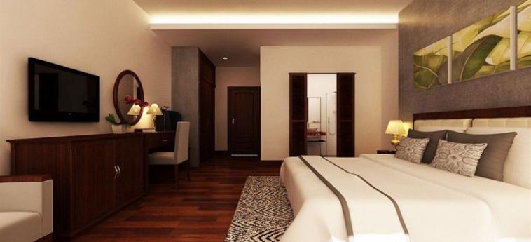 Hotel New Hill Resort & Spa: Appartement Mercurio SIHANOUKVILLE