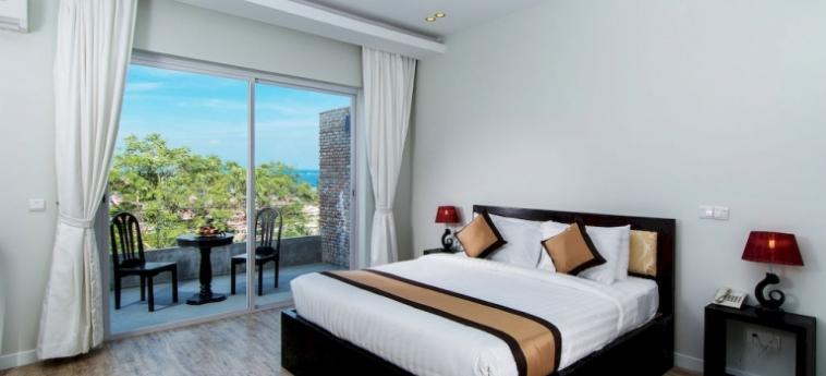 Hotel New Hill Resort & Spa: Frühstück SIHANOUKVILLE