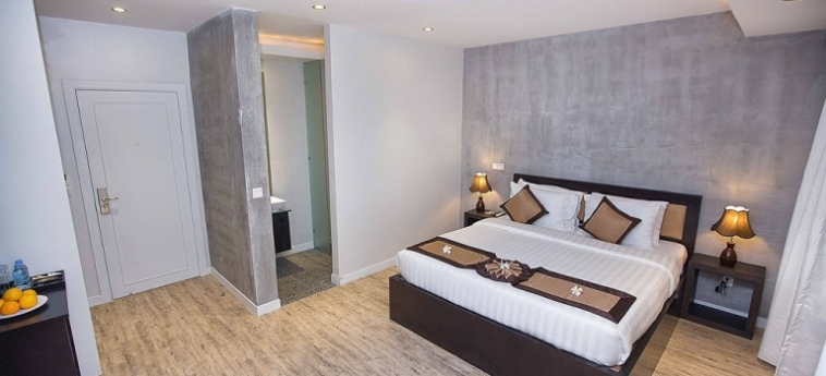 Hotel New Hill Resort & Spa: Komfort Zimmer  SIHANOUKVILLE