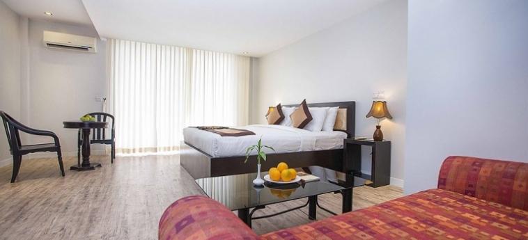 Hotel New Hill Resort & Spa: Rundblick SIHANOUKVILLE
