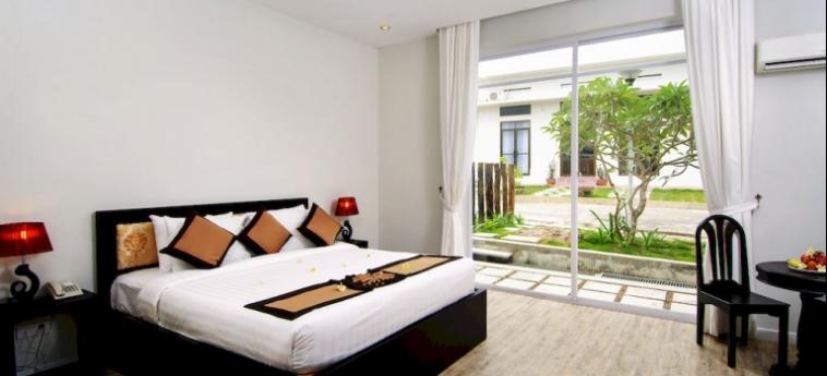 Hotel New Hill Resort & Spa: Schlafzimmer SIHANOUKVILLE