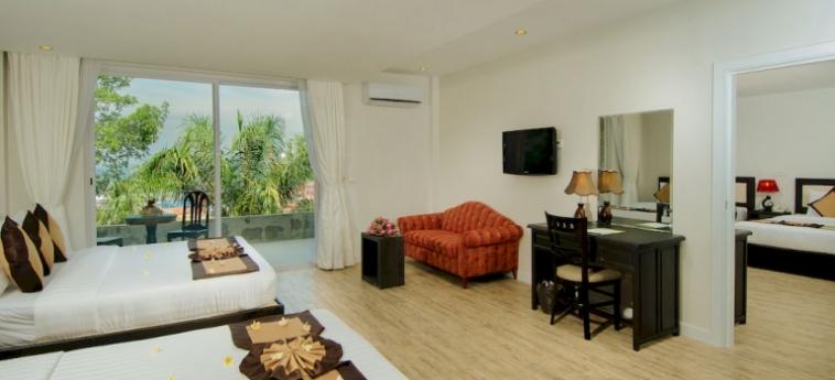 Hotel New Hill Resort & Spa: Studio Apartment SIHANOUKVILLE