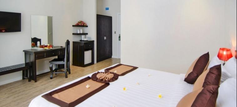 Hotel New Hill Resort & Spa: Wohnzimmer SIHANOUKVILLE