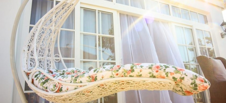 Hotel White Boutique: Hotel Detail SIHANOUKVILLE