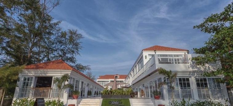 Hotel White Boutique: Extérieur SIHANOUKVILLE