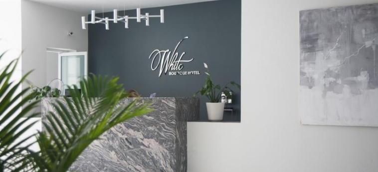 Hotel White Boutique: Reception SIHANOUKVILLE