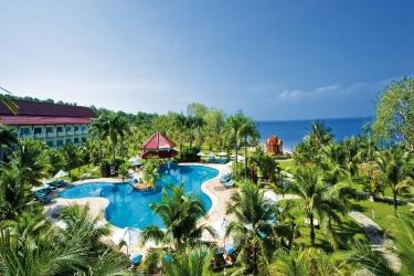 Hotel Sokha Beach Resort: Esterno SIHANOUKVILLE