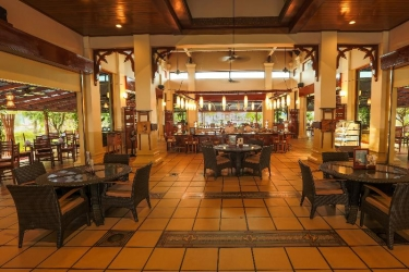 Hotel Sokha Beach Resort: Lobby SIHANOUKVILLE