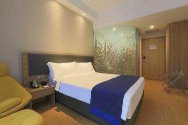 Hotel Holiday Inn Express Singapore Orchard Road: Camera degli ospiti SINGAPORE