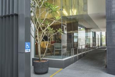 Hotel Holiday Inn Express Singapore Orchard Road: Entrata SINGAPORE