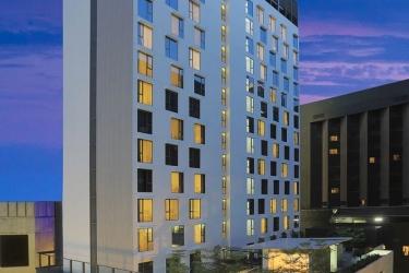 Hotel Holiday Inn Express Singapore Orchard Road: Esterno SINGAPORE