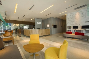 Hotel Holiday Inn Express Singapore Orchard Road: Immagine principale SINGAPORE
