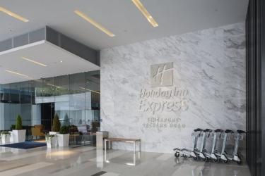 Hotel Holiday Inn Express Singapore Orchard Road: Ingresso interno SINGAPORE