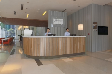 Hotel Holiday Inn Express Singapore Orchard Road: Lobby SINGAPORE
