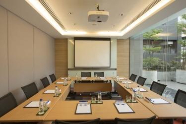 Hotel Holiday Inn Express Singapore Orchard Road: Struttura per riunioni SINGAPORE