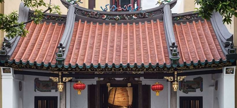 Hotel Amoy: Exterior SINGAPORE