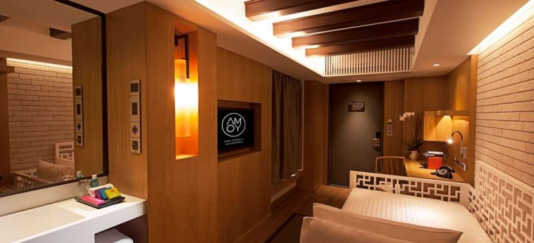Hotel Amoy: Guestroom SINGAPORE