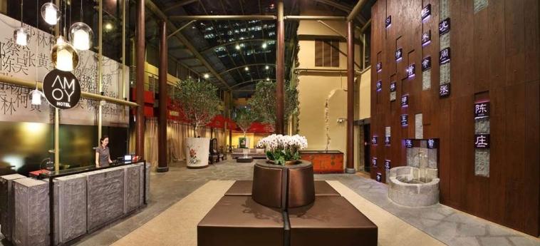 Hotel Amoy: Lobby SINGAPORE