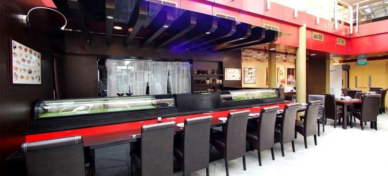Hotel Amoy: Restaurant SINGAPORE