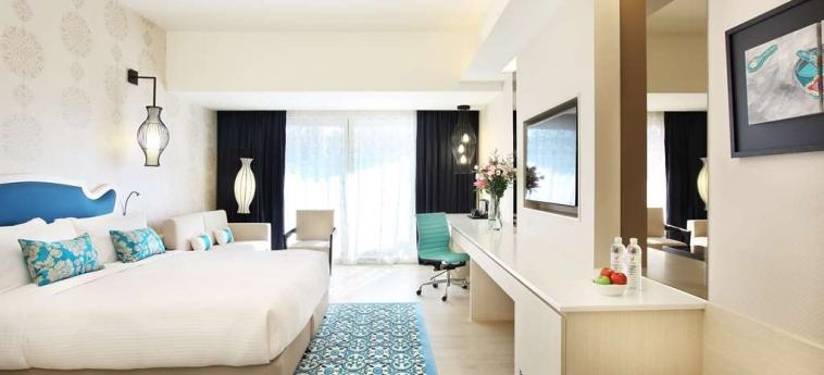 Village Hotel Katong: Camera degli ospiti SINGAPORE