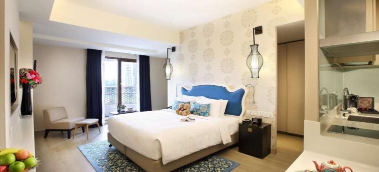 Village Hotel Katong: Camera Suite SINGAPORE
