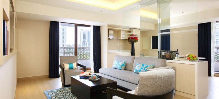 Village Hotel Katong: Dettaglio dell'hotel SINGAPORE