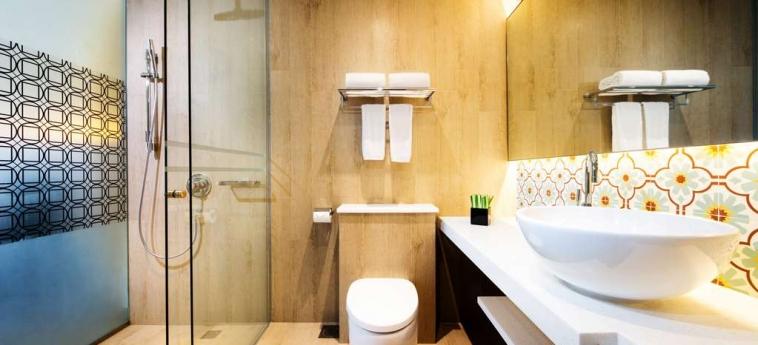 Village Hotel Katong: Stanza degli ospiti SINGAPORE