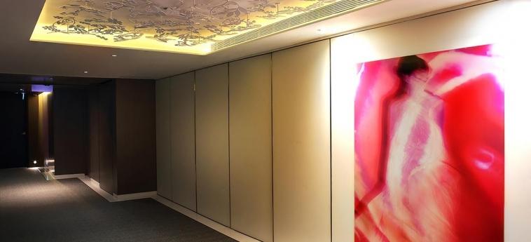 Hotel Naumi: Corridoio SINGAPORE