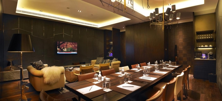 Hotel Naumi: Sala Conferenze SINGAPORE